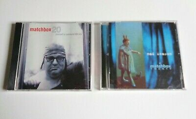 Matchbox 20: Yourself Or Someone Like You and Matchbox Twenty: Mad Season 2 CDs
