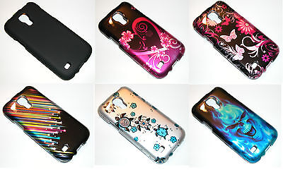Hard Case Snap-on Phone Cover for Samsung Galaxy S4 S IV MINI i9190 I9195