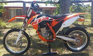 2013 KTM 450 SXF Samsonvale Pine Rivers Area Preview