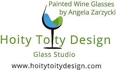 HoityToityDesign Wine Glass Studio