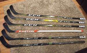 6 Brand New Sticks