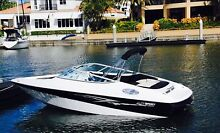 3 Months Old 20ft (6M) Bowrider MerCruiser 4.3L V6 MPI 220HP (60+MPH) Hope Island Gold Coast North Preview