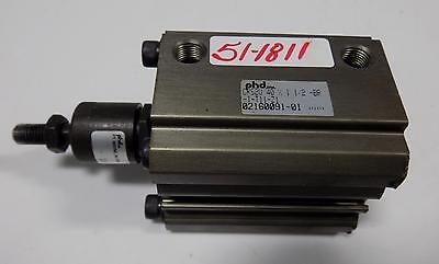 Phd Inc  Pneumatic Cylinder Crs2u 40 X 1 1 2  Br I T11 Z1 W  312