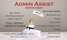 Admin Assist Hervey Bay Craignish Fraser Coast Preview
