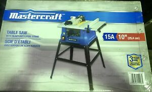 Table saw mastercraft buy or sell tools in ontario kijiji mastercraft 10 table saw keyboard keysfo Choice Image