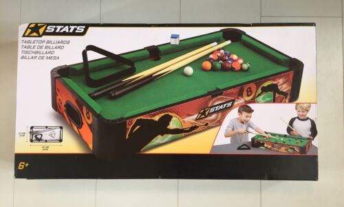 Stats Mini / Table Top Billiard / Snooker Table - COLLECT Bedford MK43