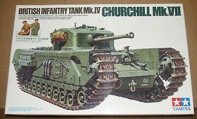 Infantry Tank Churchill Mk VII Normandy FORCES OF VALOR U.K 1944 1:72 scale