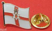 Nord Irlanda Country Bandiera Bavero Cappello Berretto Fermacravatta Distintivo -  - ebay.it