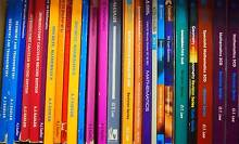 WACE Maths, Physics, Chemsitry, Japanese, English $ 5-10 each Nedlands Area Preview