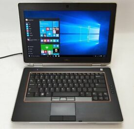 Dell Latitude i5 4 X 2.5Ghz / 128GB SSD / Windows 10 VERY FAST BUSINESS LAPTOP