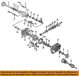GM-OEM-Front-Drive-Axle-Assembly-22789359