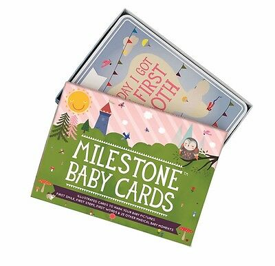Photo Cards - Milestone Baby Cards - Capture Memories - Baby Shower Gift
