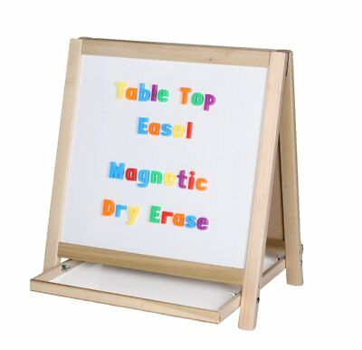 Flipside Chalkboardmagnetic Board Table Easel Flp-17306 Flp17306