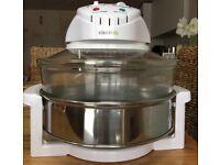 Electriq halogen oven
