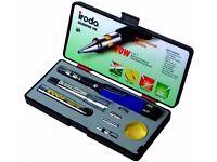Iroda SolderPro 70 kit 4 in 1 gas soldering iron 25-80w sealed brand new only £25