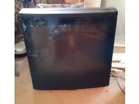 """bang and olufsen 30"""" tv with remote"""