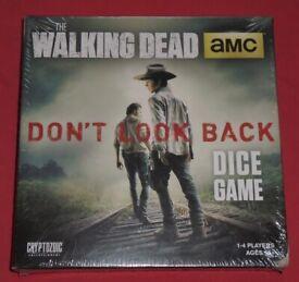 Walking Dead 'Don't Look Back' Board Game (new)