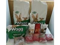 Rabbit food x 11 items