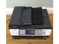 Brother - MFC6490 CW - Black & White WiFi Printer