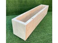 SPRING IS HERE!!! Long chunky quality planter