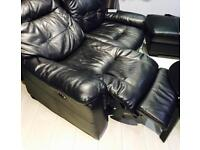 Electric double leather high quality lazy chair for sale