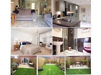 Fully Furnished High Standard Rooms, Kersal Drive, Hucknall, NG15 6UU