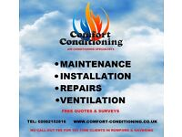 Air Conditioning Services Essex London & Kent
