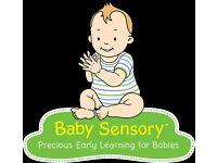 Baby Sensory - South Lincs