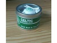 Official Celtic FC Golf & Tee Set