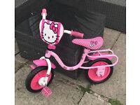 Girls bike age 2-3
