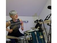 Need drums recorded? Professional drum tracks recorded remotely. Free no obligation demo!