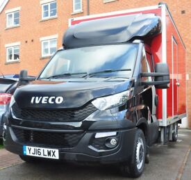 IVECO DAILY (2016), 3.0 DIESEL, 8 SPEED HI-MATIC - LOW MILAGE - MOBILE SHOWROOM