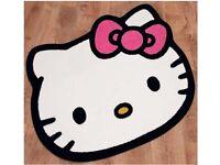 New Hello kitty rug