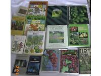 Gardening Horticulture Book Collection