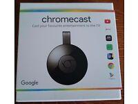 Chromecast video HDMI