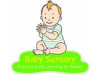 Baby Sensory Sessions