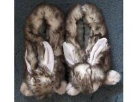 Bunny Rabbit Slippers