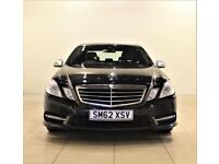 MERCEDES-BENZ E CLASS 2.1 E200 CDI BLUEEFFICIENCY S/S SPORT 4d AUTO 136 BHP (black) 2013