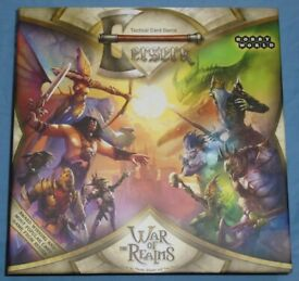 'War Of The Realms' Card Game (new)