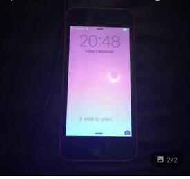 iPhones 5c in Vodafone 8gb