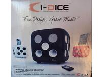 Absolute bargain Brand new I dice docking station