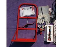 Oxyacetylene torch and other accessories