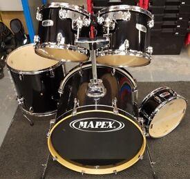 Mapex Venus 5 Piece Drum Kit