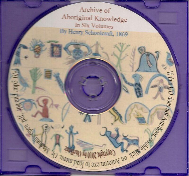 Archives of Aboriginal Knowledge - Six Illus.Volumes