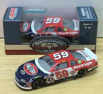 NASCAR 1998 JIMMIE JOHNSON  # 59 KINGSFORD MATCH LIGHT 1/64 CAR - Jimmie Johnson Light