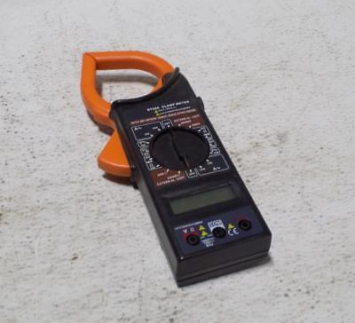 Clamp Meter With 261 Option Insulation Tester Dt266