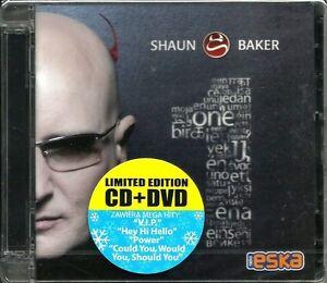 Shaun Baker - 1 (Limited Edition CD+DVD) Sealed/Folia - <span itemprop=availableAtOrFrom>Kolo, Polska</span> - Shaun Baker - 1 (Limited Edition CD+DVD) Sealed/Folia - Kolo, Polska