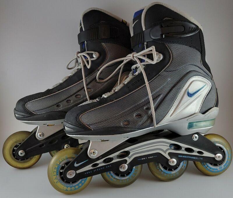 Nike MAX AIR N-DORFIN 4  Womens Size 9 Inline Skates Rollerblades Roller Blades