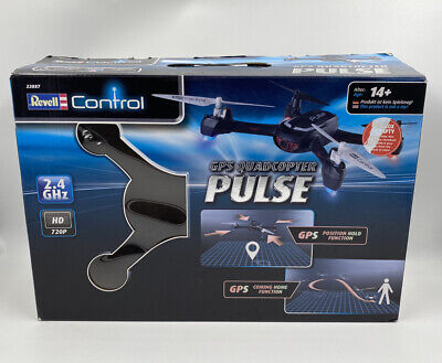 REVELL CONTROL GPS QUAD-COPTER PULSE 23887