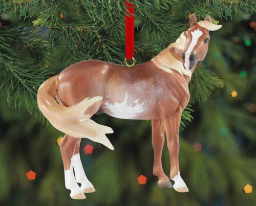 Breyer NEW * Mustang Ornament * Beautiful Breeds Christmas Holiday Model Horse